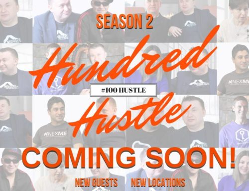 SEASON TWO OF HUNDRED HUSTLE IS COMING SOON!