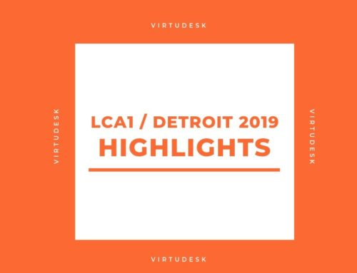 Highlights of LCA1/Detroit 2019