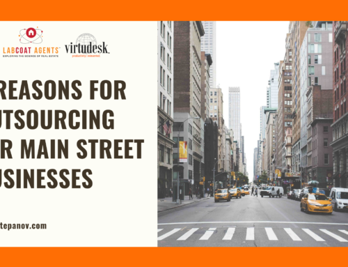 5 Reasons for Outsourcing for Main Street Businesses
